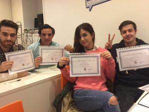 Certificado Aptis en Valencia
