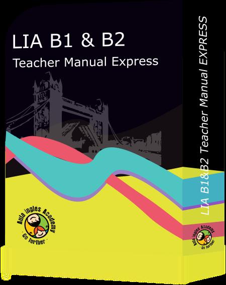 Examen Aptis - LIA B1 & B2 - Teacher Manual Express